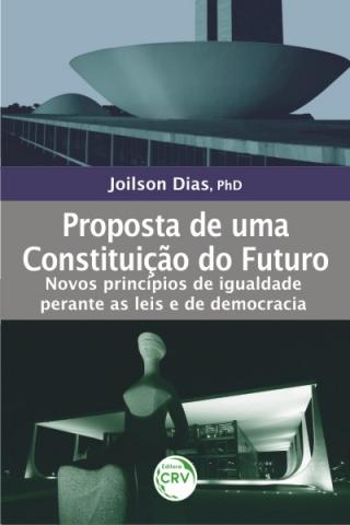 capa do livro Proposta de uma Constituição do Futuro